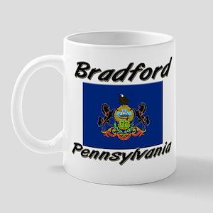 Bradford Pennsylvania Mug