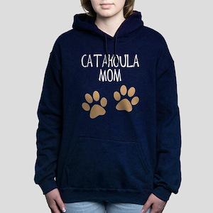 catahoula mom big pawprints wh Sweatshirt