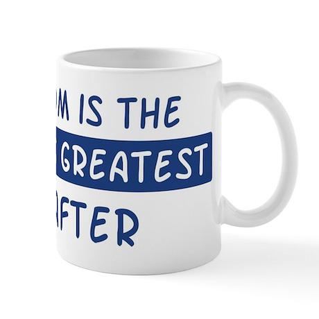 Drafter Mom Mug