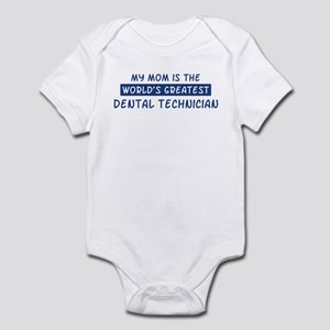 Dental Technician Mom Infant Bodysuit
