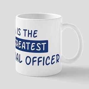 Correctional Officer Mom Mug