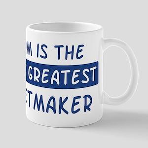Cabinetmaker Mom Mug