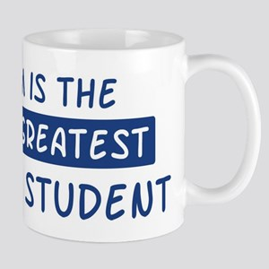 Business Student Mom Mug