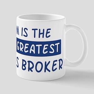 Business Broker Mom Mug