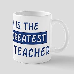 Darwism Teacher Mom Mug