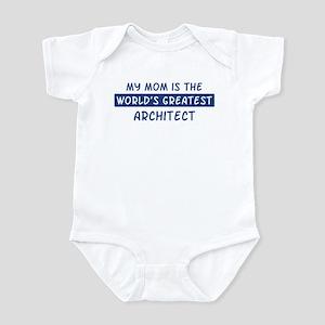 Architect Mom Infant Bodysuit