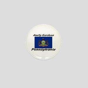 Amity Gardens Pennsylvania Mini Button