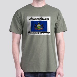 Allentown Pennsylvania Dark T-Shirt