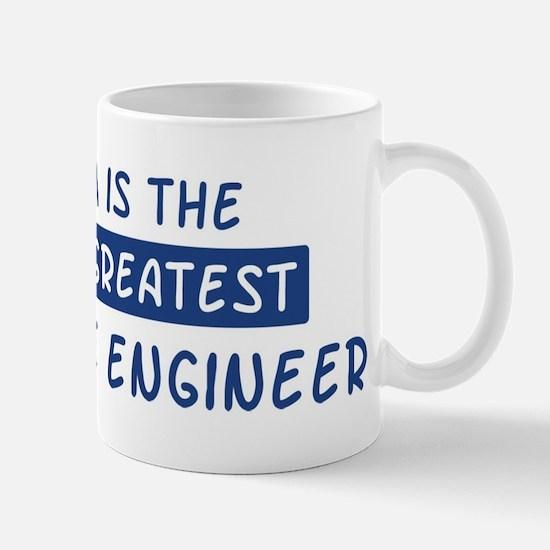 Aerospace Engineer Mom Mug