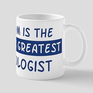 Audiologist Mom Mug