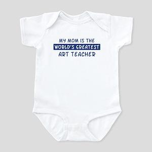 Art Teacher Mom Infant Bodysuit