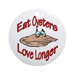 New Orleans Cooking and Food Ornament (Round)