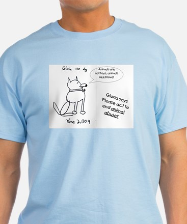 Gloria the dog T-Shirt