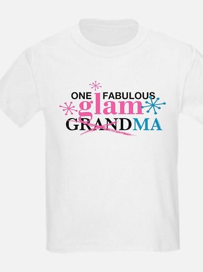 Glam Grandma T-Shirt