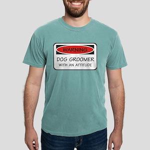 Attitude Dog Groomer T-Shirt