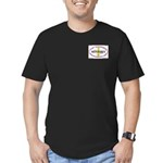 Monterey Men's Fitted T-Shirt (dark)