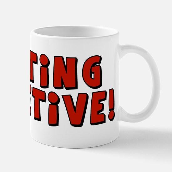 Fleeting Expletive Mug