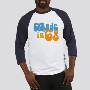 Made in 1968 (Retro) Baseball Jersey