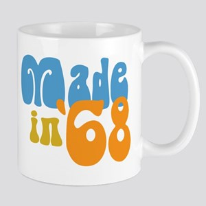 Made in 1968 (Retro) Mug