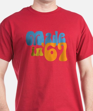 Made in 1967 (Retro) T-Shirt