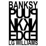 Banksy Punked (Book Cover) Poster By LG Williams