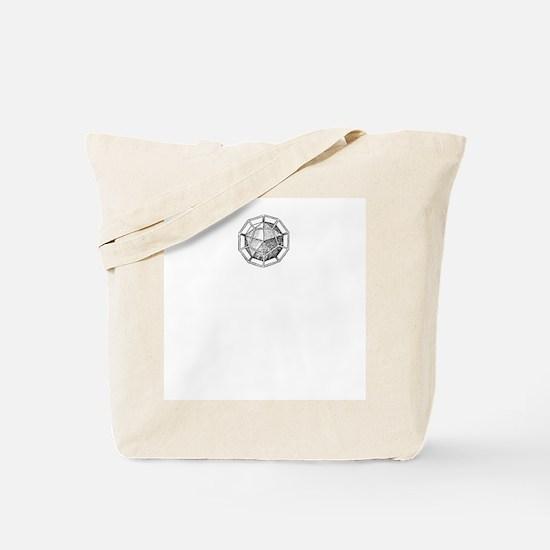 Kepler Solid Small Tote Bag