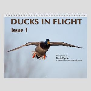 Ducks in Flight, Vol 1 Wall Calendar