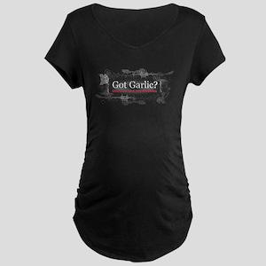 3-no black copy Maternity T-Shirt