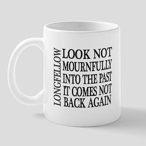 Look Not Mug