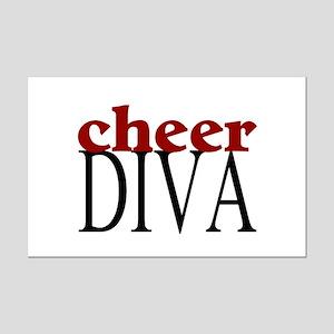 Cheer Diva Mini Poster Print