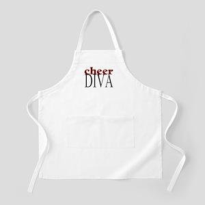 Cheer Diva BBQ Apron