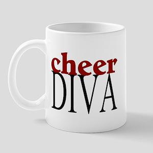 Cheer Diva Mug