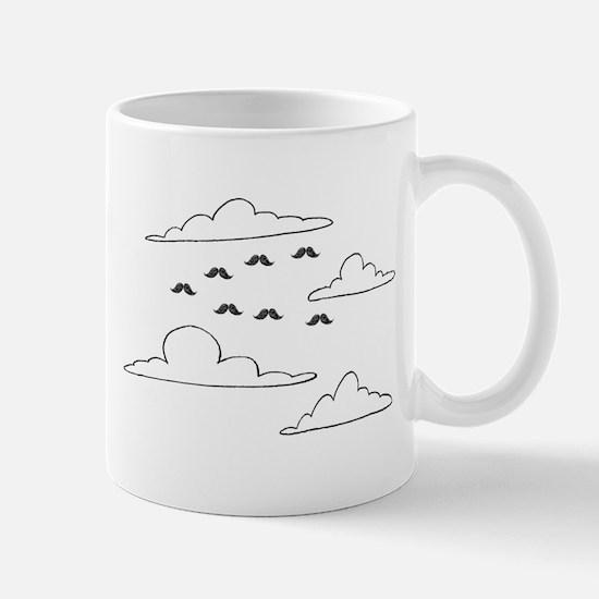 Migrating Mustaches Mug
