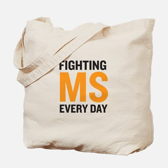 Unique Multiple sclerosis Tote Bag