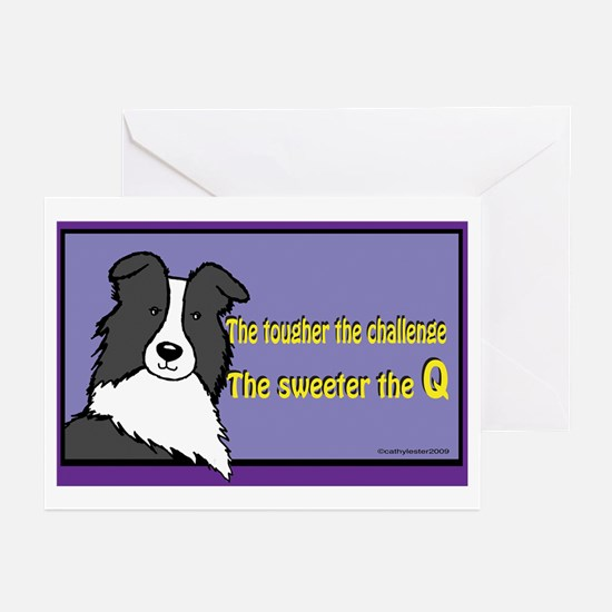Sweet Q Greeting Cards (Pk of 10)