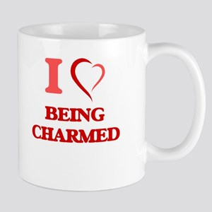 I love Being Charmed Mugs