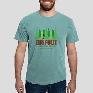 Bigfoot Sasquatch Hide and Seek World Champion T-S