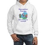 Recreation Therapy Hooded Sweatshirt
