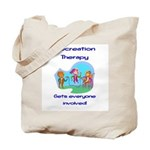 Recreation Therapy Tote Bag