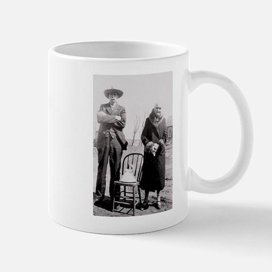 Unique Old people Mug