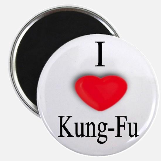 """Kung-Fu 2.25"""" Magnet (10 pack)"""