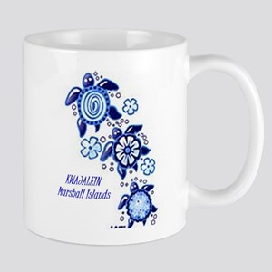 Kwajalein Turtles (Mug)