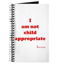 Not Child Appropriate Journal
