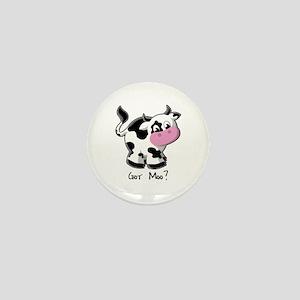 Got Moo? - Cow Mini Button