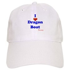 I love dragon boat Cap