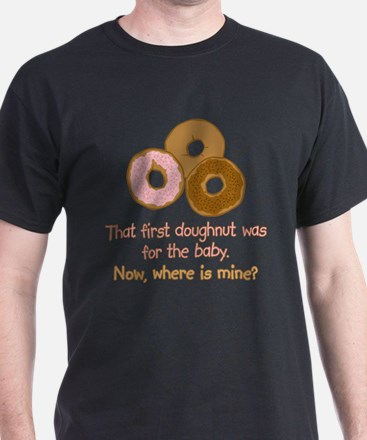 Doughnuts For Baby T-Shirt