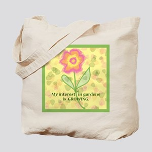 GARDENS GROWING Tote Bag