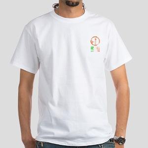 Team Ireland - #9 White T-Shirt