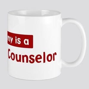 Mom is a Vocational Counselor Mug