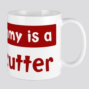 Mom is a Meatcutter Mug